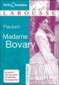 Couverture Madame Bovary Editions Larousse (Petits classiques) 2007