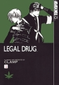 Couverture Lawful drug, tome 1 Editions Tokyopop 2004