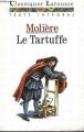 Couverture Le Tartuffe Editions Larousse (Classiques) 1990