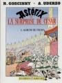 Couverture Astérix et la surprise de César Editions Albert René 1985