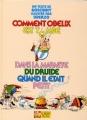Couverture Comment Obélix est tombé dans la marmite du druide quand il était petit Editions Albert René 2002