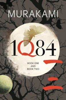 Couverture 1Q84, books 1 and 2