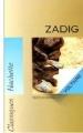 Couverture Zadig / Zadig ou la destinée Editions Hachette (Classiques) 2000
