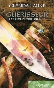 Couverture Les Iles Glorieuses, tome 2 : Guérisseur