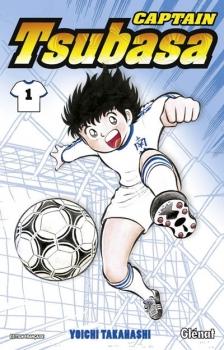 Couverture Captain Tsubasa : Olive et Tom, tome 01