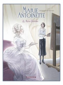 Couverture Marie-Antoinette : La reine fantôme
