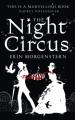 Couverture Le cirque des rêves Editions Harvill Secker 2011