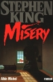 Couverture Misery Editions Albin Michel 1989