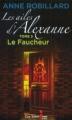 Couverture Les Ailes d'Alexanne, tome 3 : Le Faucheur Editions Guy Saint-Jean 2011