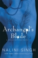 Couverture Chasseuse de vampires, tome 04 : La lame de l'archange Editions Gollancz 2011