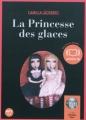 Couverture La Princesse des glaces Editions Audiolib 2010