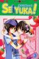 Couverture Seiyuka!, tome 03 Editions Tonkam 2011