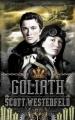 Couverture Léviathan (Westerfeld), tome 3 : Goliath Editions Simon Pulse 2011