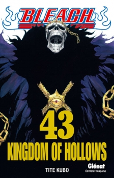 Couverture Bleach, tome 43 : Kingdom of Hollows