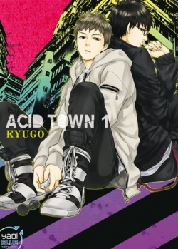 Couverture Acid Town, tome 1