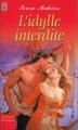 Couverture L'idylle interdite Editions J'ai Lu (Pour elle - Aventures & passions) 2004