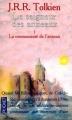 Couverture Le Seigneur des Anneaux, tome 1 : La communauté de l'anneau / La fraternité de l'anneau Editions Pocket 1986