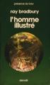 Couverture L'homme illustré Editions Denoël (Présence du futur) 1977