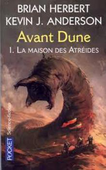 Couverture Avant Dune, tome 1 : La Maison des Atréides
