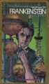 Couverture Frankenstein ou le Prométhée moderne / Frankenstein Editions Gallimard  (1000 soleils - Or) 1982