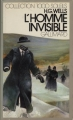 Couverture L'homme invisible Editions Gallimard  (1000 soleils) 1977