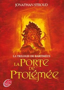 Couverture Bartiméus, tome 3 : La porte de Ptolémée