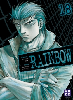 Couverture Rainbow, tome 18