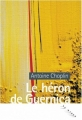 Couverture Le héron de Guernica Editions du Rouergue (La Brune) 2011