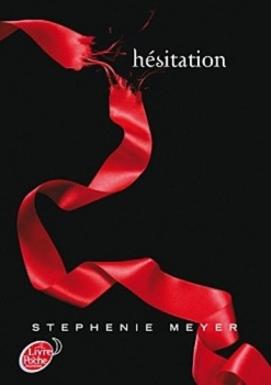 Couverture Twilight, tome 3 : Hésitation