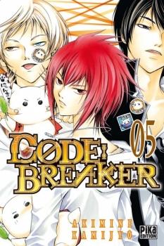 Couverture Code : Breaker, tome 05