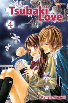 Couverture Tsubaki Love, tome 04