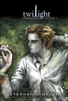 Couverture Twilight (manga), tome 2 : Fascination, partie 2