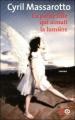 Couverture La petite fille qui aimait la lumière Editions XO 2011
