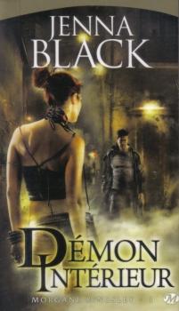 Couverture Morgane Kingsley, tome 1 : Démon intérieur