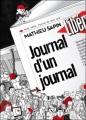 Couverture Journal d'un Journal Editions Delcourt (Shampooing) 2011