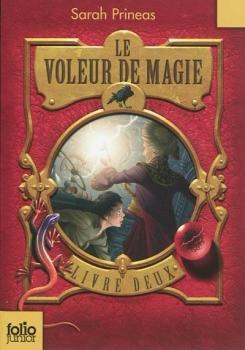 Couverture Le voleur de magie, tome 2