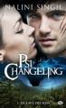 Couverture Psi-changeling, tome 01 : Esclave des sens Editions Milady 2011