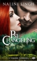 Couverture Psi-changeling, tome 02 : Visions torrides Editions Milady 2011