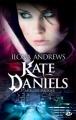 Couverture Kate Daniels, tome 1 : Morsure magique Editions Milady 2011
