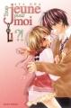 Couverture Trop jeune pour moi !?, tome 1 Editions Soleil 2011