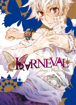 Couverture Karneval, tome 01