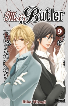 Couverture Mei's butler, tome 09