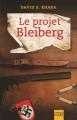 Couverture Le Projet Bleiberg Editions Libre Expression 2011