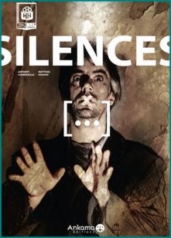 Couverture Silences [...], tome 1
