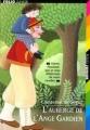 Couverture L'auberge de l'ange gardien Editions Folio  (Junior) 1998