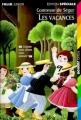 Couverture Les vacances Editions Folio  (Junior - Edition spéciale) 1999