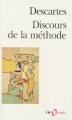 Couverture Discours de la méthode / Le discours de la méthode Editions Folio  (Essais) 1991