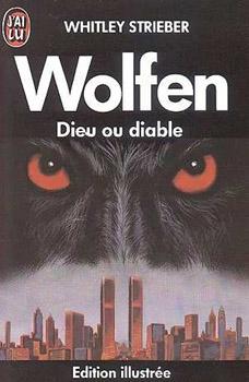 Couverture Wolfen, dieu ou diable