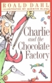 Couverture Charlie et la chocolaterie Editions Puffin Books 1998