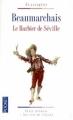 Couverture Le Barbier de Séville Editions Pocket (Classiques) 2009